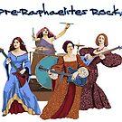 Pre-Raphaelites Rock by JulesPew