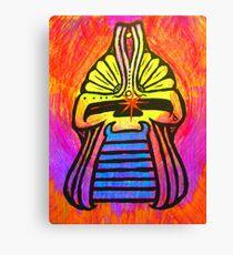 Groovy Frakkin' Toaster!! Canvas Print