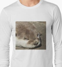 Living Coast Otters Long Sleeve T-Shirt