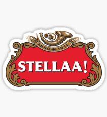 A Streetcar Named Desire Stella Logo Sticker