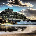 St Michaels Mount , Penzance, Cornwall. by jimmybates
