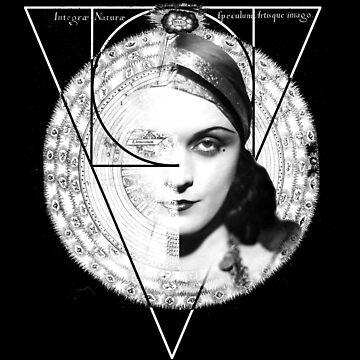 Homuncula: Pola Negri dark by thelostsigil