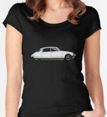 Citroen DS classic Women's Fitted Scoop T-Shirt