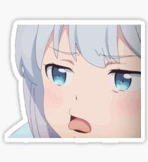 BLEH // EROMANGA SENSEI Sticker