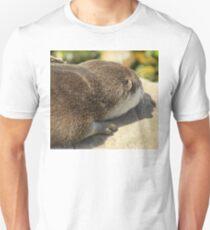 Living Coast, Otters, Torquay,  Unisex T-Shirt