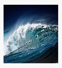 Winter Waves At Pipeline 15 Photographic Print