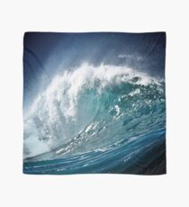 Winter Waves At Pipeline 15 Scarf