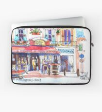 Capastang Village, South of France Laptop Sleeve