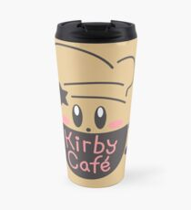 Kirby Cafe  Travel Mug