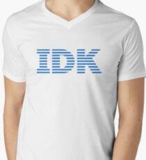 IDK - Blue T-Shirt