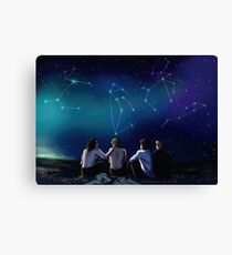 Marauders Canvas Print