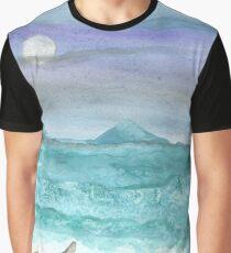 Himmelslandschaft 2 Grafik T-Shirt