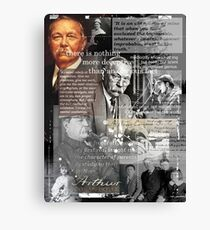 conan doyle Canvas Print