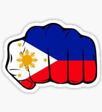 Pinoy Fist Sticker