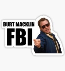 macklin Sticker