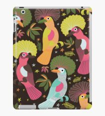 Magic Forest Birds iPad Case/Skin