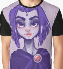 young teen titan: raven Graphic T-Shirt