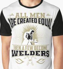 Welder Welding T Shirt Graphic T-Shirt