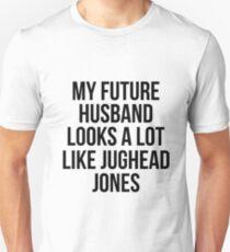 My future husband... Jughead Jones (V.2) T-Shirt