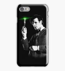 Doctor Who - The Eleventh Doctor iPhone Case/Skin