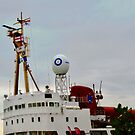 The Polar Prince, Canadian Ice breaker in Charlottetown, PEI by Shulie1