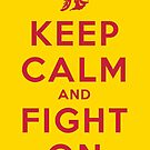 USC Fight On (Gold)  by ShopGirl91706