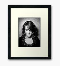 Courtney Framed Print