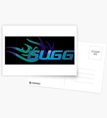 GUGG Flame Sports  Postcards