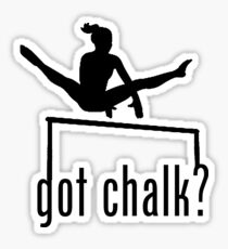 got chalk? Sticker