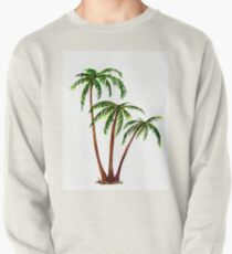 Triple 'Tree't - Palms Pullover Sweatshirt