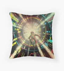 It Goes on Forever... Throw Pillow