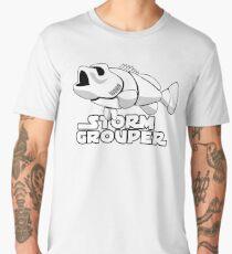 storm grouper Men's Premium T-Shirt