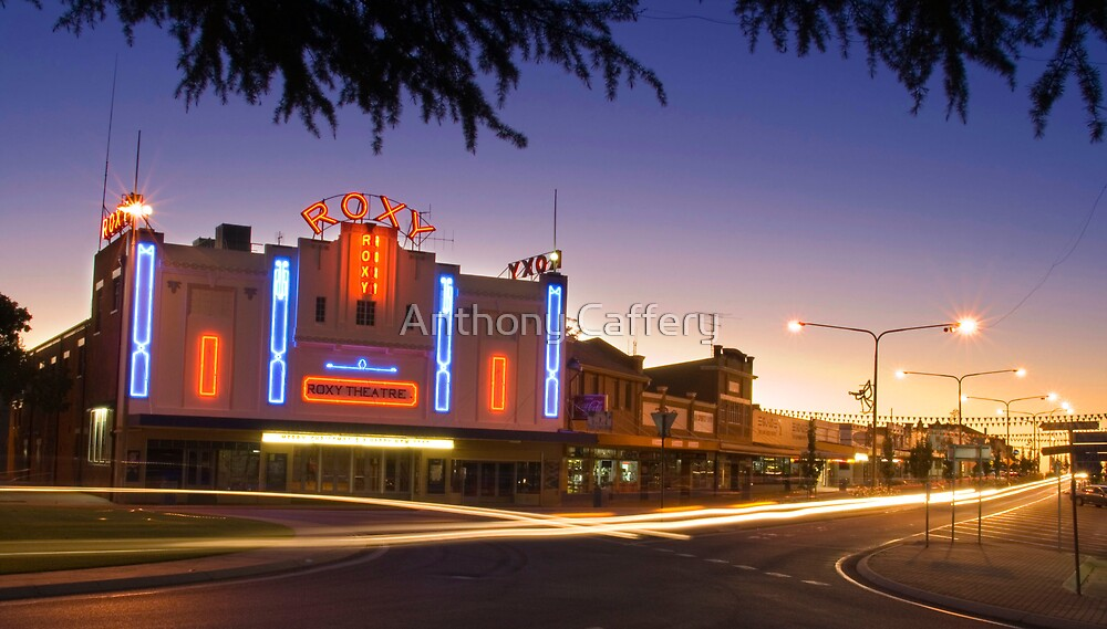 Roxy Theatre by Anthony Caffery