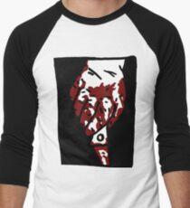 Bloody Knife Men's Baseball ¾ T-Shirt
