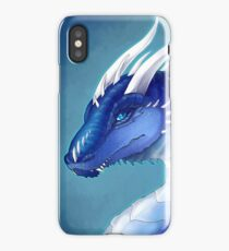 Blue Dragon- Saphira iPhone Case/Skin