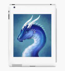 Blue Dragon- Saphira iPad Case/Skin