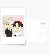 Chanbaek! Postcards