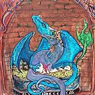 Dragon Family by Stephanie Small