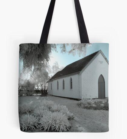 Lara Uniting Church Wesleyan Building Tote Bag