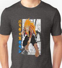 Rivet Valor - Manga  Unisex T-Shirt