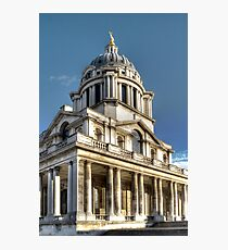 Naval College at Greenwich Photographic Print