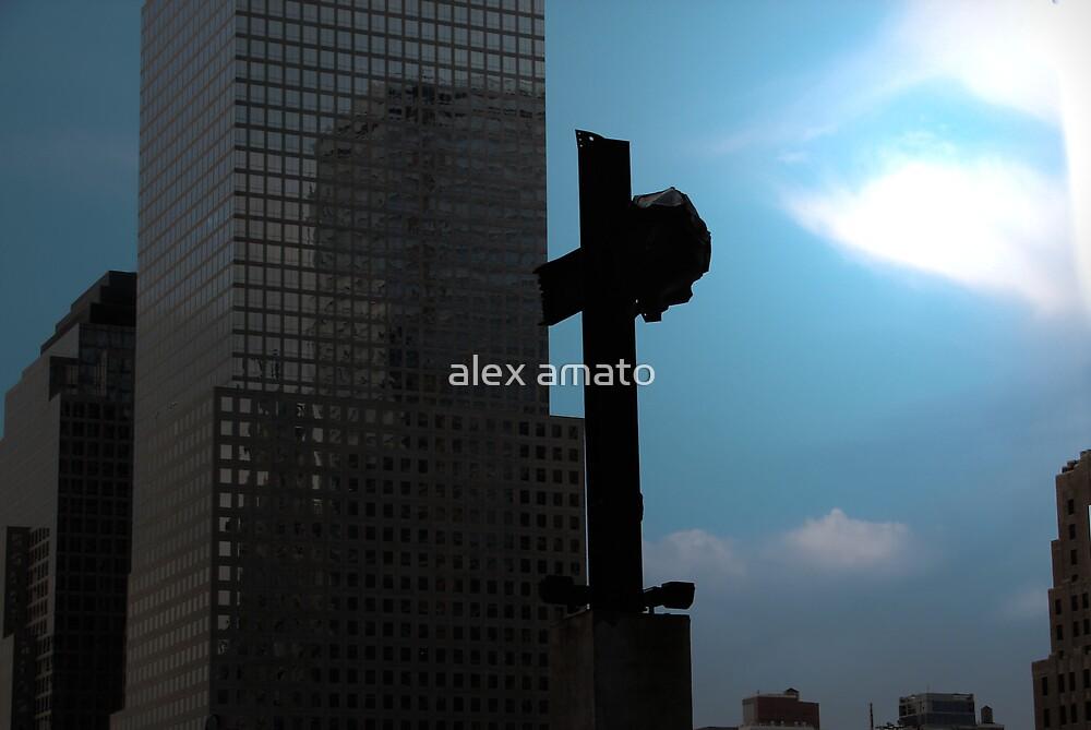 Ground Zero (so surreal) by alex amato