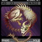 Scygon Elemental Card #4: Arsenic by Lucieniibi