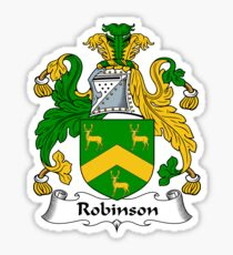 Robinson Sticker