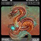 Scygon Elemental Card #7: Copper by Lucieniibi