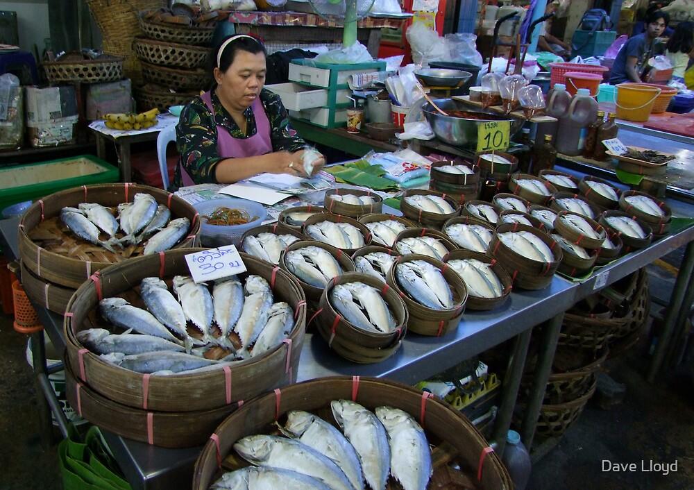 Market - Fish by Dave Lloyd