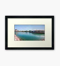 Darwin Waterfront Panorama Framed Print