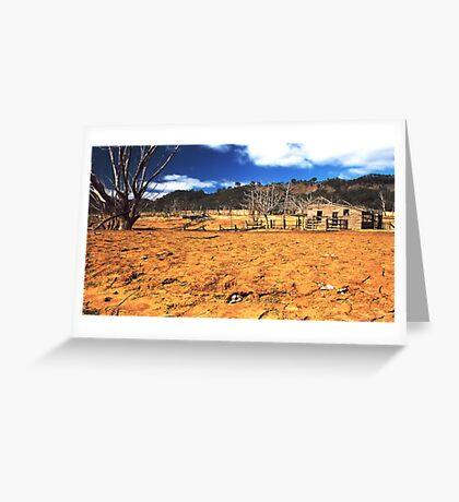 Eildon Homestead Greeting Card