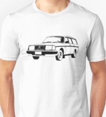 Volvo 240 Wagon Unisex T-Shirt