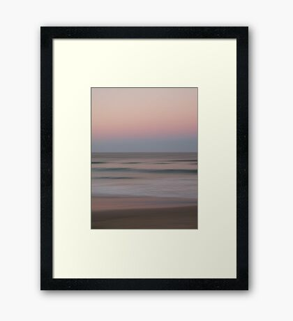 Such A Beautiful Day Framed Print